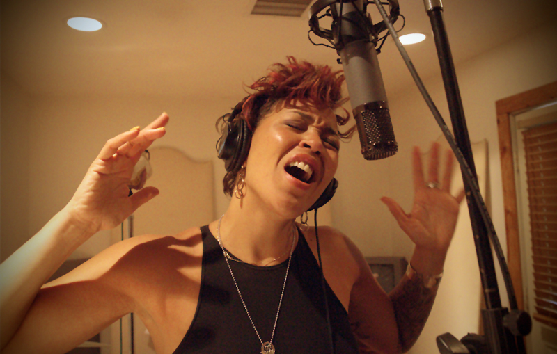 US Cultural Ambassador Maya Azucena Teams with Nonprofit Rockademix Education Program