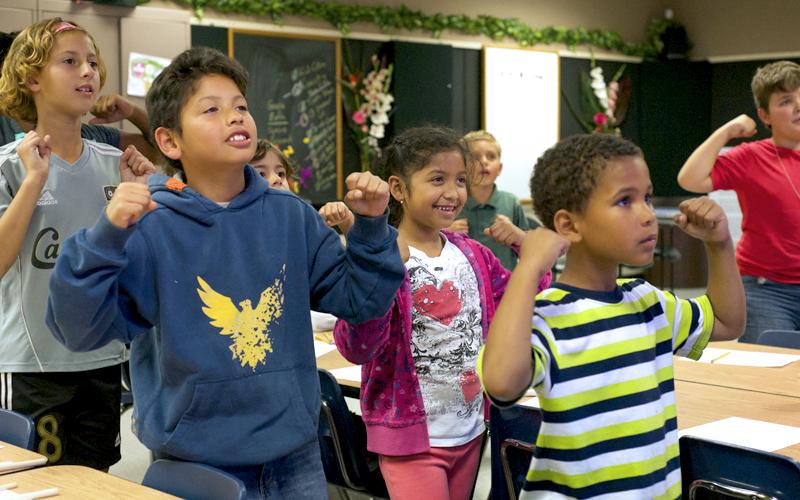 STEAM-Based Rockademix Curriculum Helps Schools Meet PE Requirements